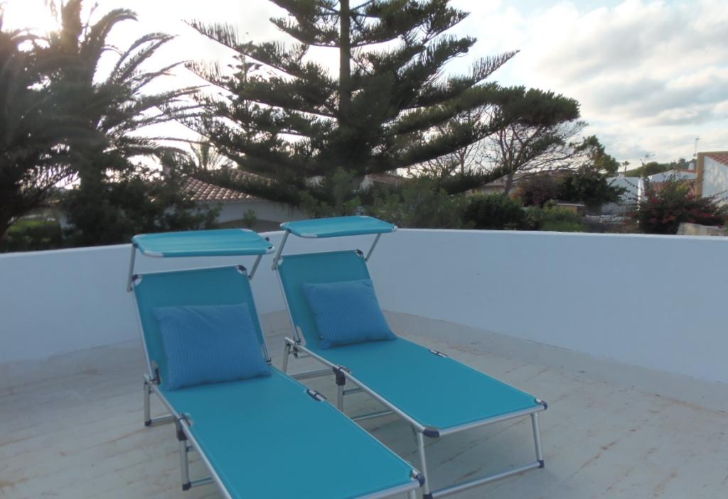 Dachterrasse Villa Hibiscus auf Menorca