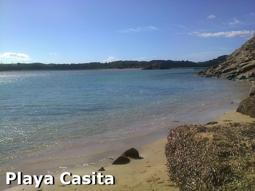 Playa Casita in der Nähe der Villa Hibiscus